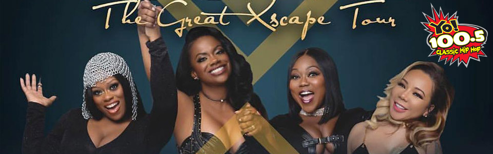 Register for your chance to win free tickets to see THE GREAT XSCAPE TOUR