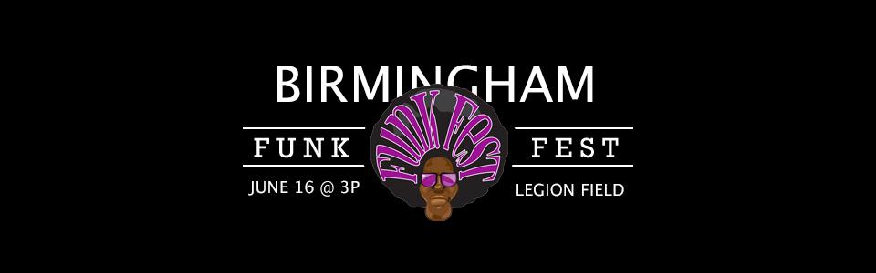 Birmingham Funk Fest 2018