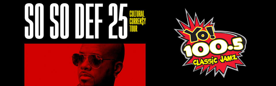 Win tickets to So So Def 25th Anniversary Cultural Currency Tour?