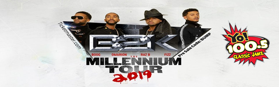 The Millennium Tour 2019 at the State Farm Arena on April 4