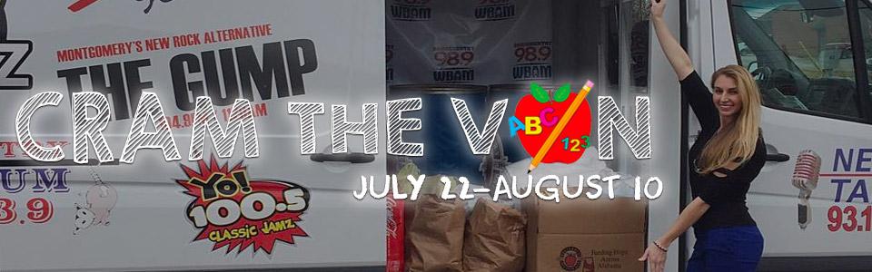 Cram the Van 2019